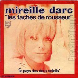 Darc Mireille, Les taches de rousseur
