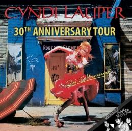 Lauper, Cyndi, 30th anniversary tour